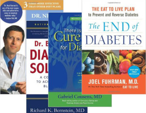 Diabetes Book Covers